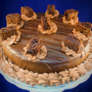 "9"" Decadent Chocolate Torte"